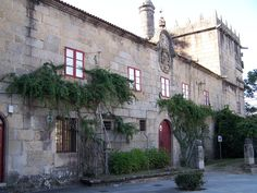 Pontevedra Pazo de Vista Alegre.