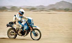 Hubert Auriol: O primeiro a vencer o Dakar nas Motos e Autos