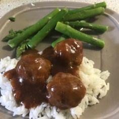Sweet and Sour Meatballs II Recipe Gourmet Recipes, Beef Recipes, Chicken Recipes, Cooking Recipes, Healthy Recipes, Hamburger Recipes, Meatball Recipes, Recipies, Food Dishes