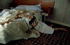 Javier Vallhonrat - Photos - VOGUE UK - A Very Private Affair | Michele Filomeno