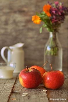 Apples for Italian apple cake from Bolzano