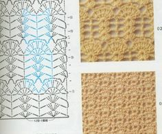 #ClippedOnIssuu from Crochet technique and pattern NV 70142 2012