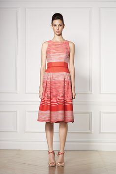 Carolina Herrera Resort 2013 - Review - Fashion Week - Runway, Fashion Shows and Collections - Vogue - Vogue