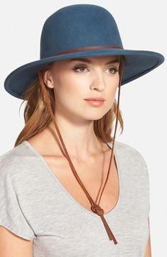 Brixton 'Tiller' Felt Panama Hat available at #Nordstrom