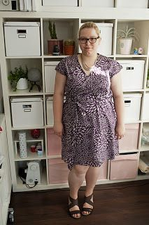 Great plus-size sewing blog