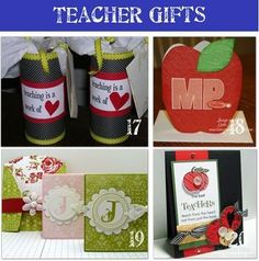 Image detail for -Teacher gift ideas and door decorating ideas. / Papercraft - Juxtapost