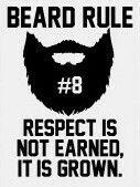 Beard Rules T-Shirts - Men& T-Shirt by American Apparel Full Beard, Epic Beard, Beard Tips, Beard Ideas, Beard Quotes, Men Quotes, Beard Game, Man Beard, Sexy Beard