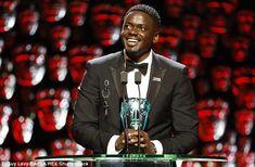Daniel Kaluuya Wins EE BAFTAs Rising Star Award 2018!
