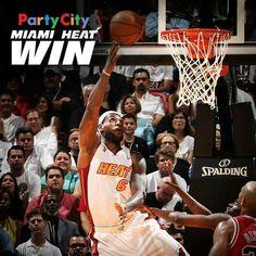 Heat defeated Bulls (0-1) 107-95. FINAL. #NBAOpeningNight #NBATipOff #NBAisBack #NBA #CHIvsMIA @NBA #NBAonTNT