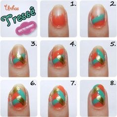 DIY Nail | DIY Fashion Projects