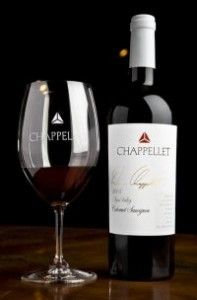 Wine of the Week for Business Entertaining: Chappellet's Pritchard Hill Cabernet Sauvignon