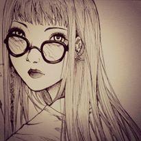 manga fashion girl drawing #comic #art #artistic #character #ink #design #photography #pic #draw #tattoo #drawing #illustration #decoration #manga
