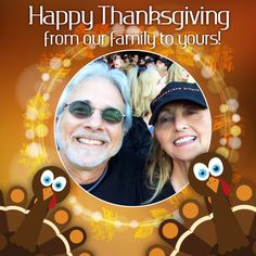 From my family to yours, Happy #Thanksgiving!  #thanksgiving #fall #holiday