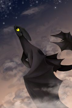 HTTYD - Stars by ~A-naya on deviantART