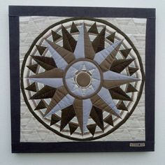 mandala inner diamonds n.1 RETREAT, Spiritual healing object by Artpatchwork on Etsy