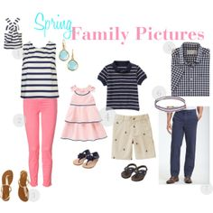 Pawleys Island Posh: color scheme for family photos pink navy blue Family Portrait Outfits, Family Picture Outfits, Spring Family Pictures, Family Pics, Clothing Photography, Photography Outfits, Family Photos What To Wear, Quoi Porter, Preppy Outfits