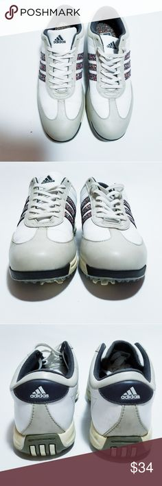 best sneakers 8ea36 34e5d Adidas Traxion Adiwear Golf Shoes Womens Size 6.5