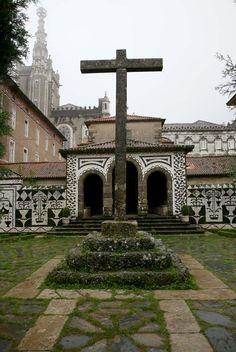 Carmelite Convent - Bussaco #Portugal