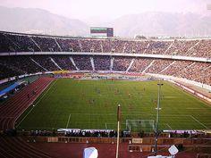 Azadi Stadium, Tehran, Iran (100,000)