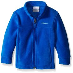 2da1b449aa6 Columbia Sportswear Baby Steens Mt Ii Fleece Outerwear super blue 12/18 --  Read