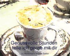 Einladung zur Kaffeepause :-)  #Kaffee #Kaffeegenuss #Kaffeekraenzchen #cafe #coffee