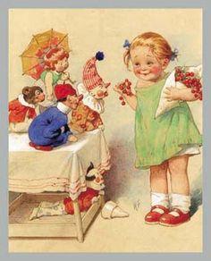 karl feiertag | Karl Feiertag | Little doll dears | Pinterest