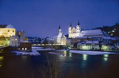 """""""Idyllic confluence of Enns and Steyr [Steyr, Austria] in winter"""".this is were I studied. Steyr, Austria Winter, Places Ive Been, Places To Go, Welcome To Christmas, Romantic Road, Visit Austria, Advent, Central Europe"""