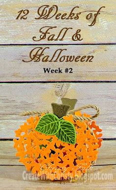 Free, illustrated, step-by-step tutorial is included in post-Stampin' Up! Thoughtful Branches-Create With Christy: 12 Weeks of Fall & Halloween Week #2-Christy Fulk, Independent SU! Demo