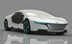 Audi tron