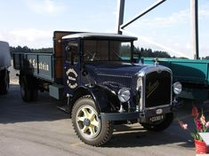 Classic Trucks, Old Trucks, Antique Cars, Nice, Vehicles, Vintage, Bern, Old Vintage Cars, Trucks