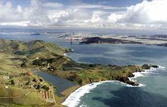 Marin Headlands. So many summers spent here, feeling like it was mine to explore.
