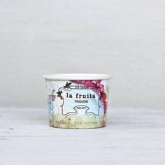 Gelato Ice-Cream Cups