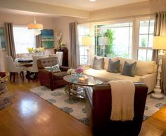 Small Living And Dining Room Ideas With Goodly Amazing Living Room Dining Room…