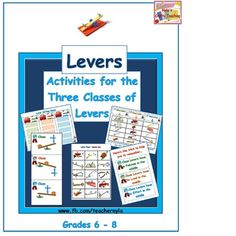 Everything you need to know about levers is presented in this activity booklet. When teaching about Simple Machines, levers are usually taught first... $3.00