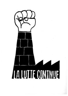 THE PROJECT SPACE: MAY '68: STREET POSTERS FROM THE PARIS REBELLION