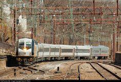 NJTR 4004 NJ Transit Alstom PL42AC at Summit, New Jersey by Adam B. Reich