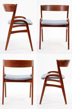 60er teak stuhl danish design 60s teakwood chair von stilraumberlin auf essecke. Black Bedroom Furniture Sets. Home Design Ideas