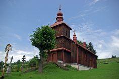 Varadka Muzeum.SK - Drevené kostolíky na Slovensku