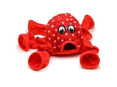 Top 10 Ferret Toys | My two ferrets LOVED this octopus! Next to their hammock it was their favorite napping spot //Symmone