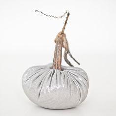 Linen Pumpkins!