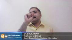 Dr. Bholanath | #India | #Keynote #Speaker | #PublicHealth