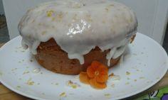 bolo de iogurte com limão siciliano