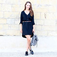Pauline, Frankreich (http://www.mademoiselle-jude.com/ & https://instagram.com/mademoiselle_jude/)  Kleid: Pocket Shirt Dress (http://www.justfab.de/index.cfm?action=product.detail&master_product_id=2529304) Tasche: Milo (http://www.justfab.de/index.cfm?action=product.detail&master_product_id=2505028&kw=milo) Schuhe: Paxley (http://www.justfab.de/index.cfm?action=product.detail&master_product_id=2505232&kw=Paxley)