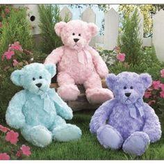 Sherbert colored bears