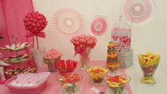 Detalles Candy Bar Primera Comunión