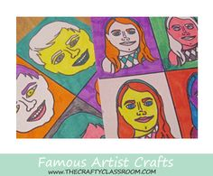 Homeschool Crafts, Educational Crafts