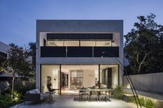House in Hertzliya Pituah / Levin Packer architects