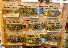 Island Traditions Hair Accessories Made in Hawaii
