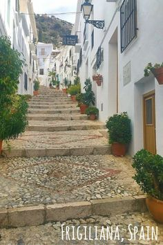 Frigiliana: Expectations of a Day Trip in Malaga - Migrating Miss