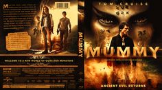 The Mummy Blu-ray Custom Cover Blu Ray Movies, Tom Cruise, Doll Houses, Cover Design, Miniature, Template, World, Movie Posters, Dollhouses